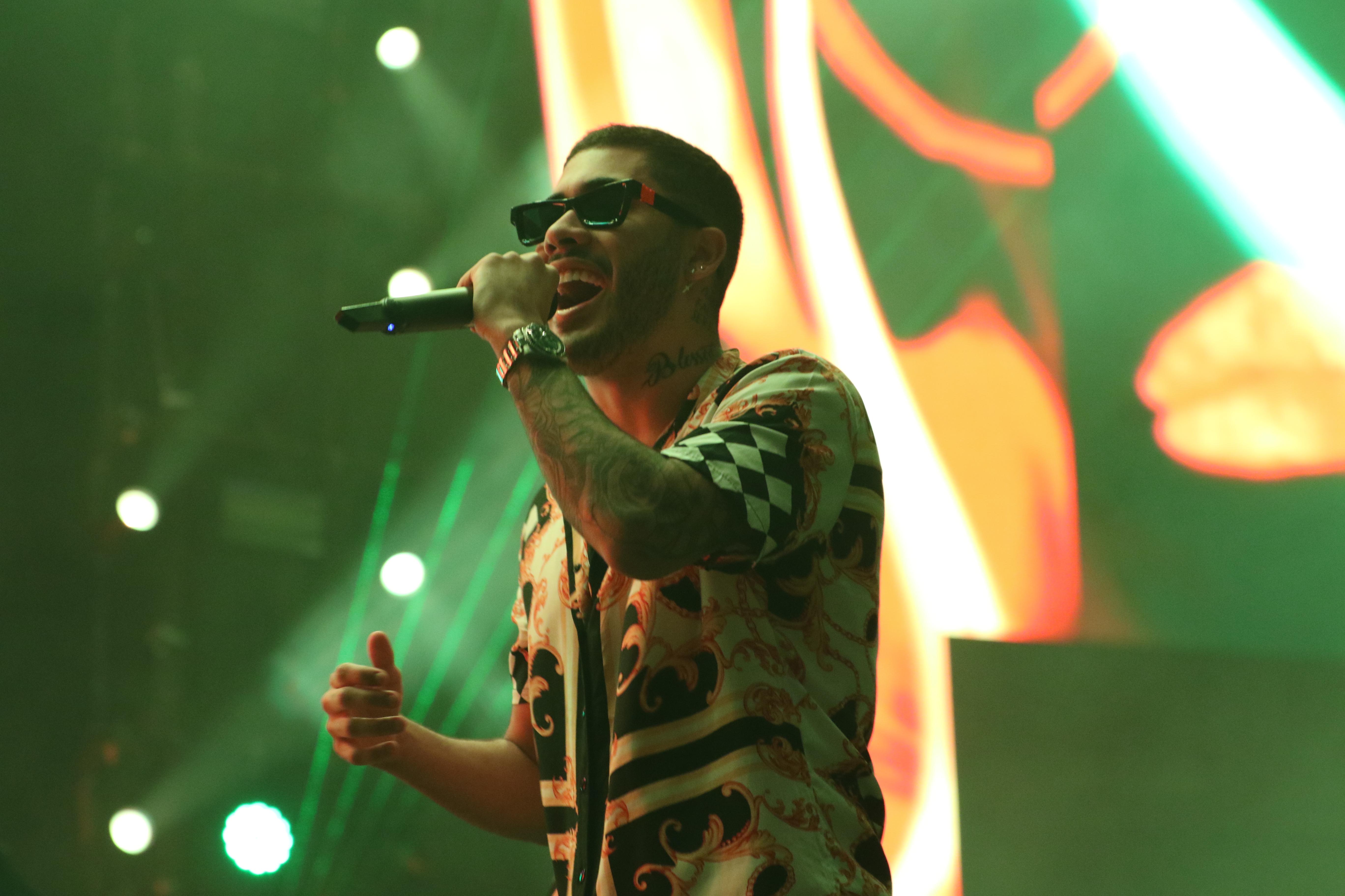 Kevinho volta ao palco do P12 de Florianópolis