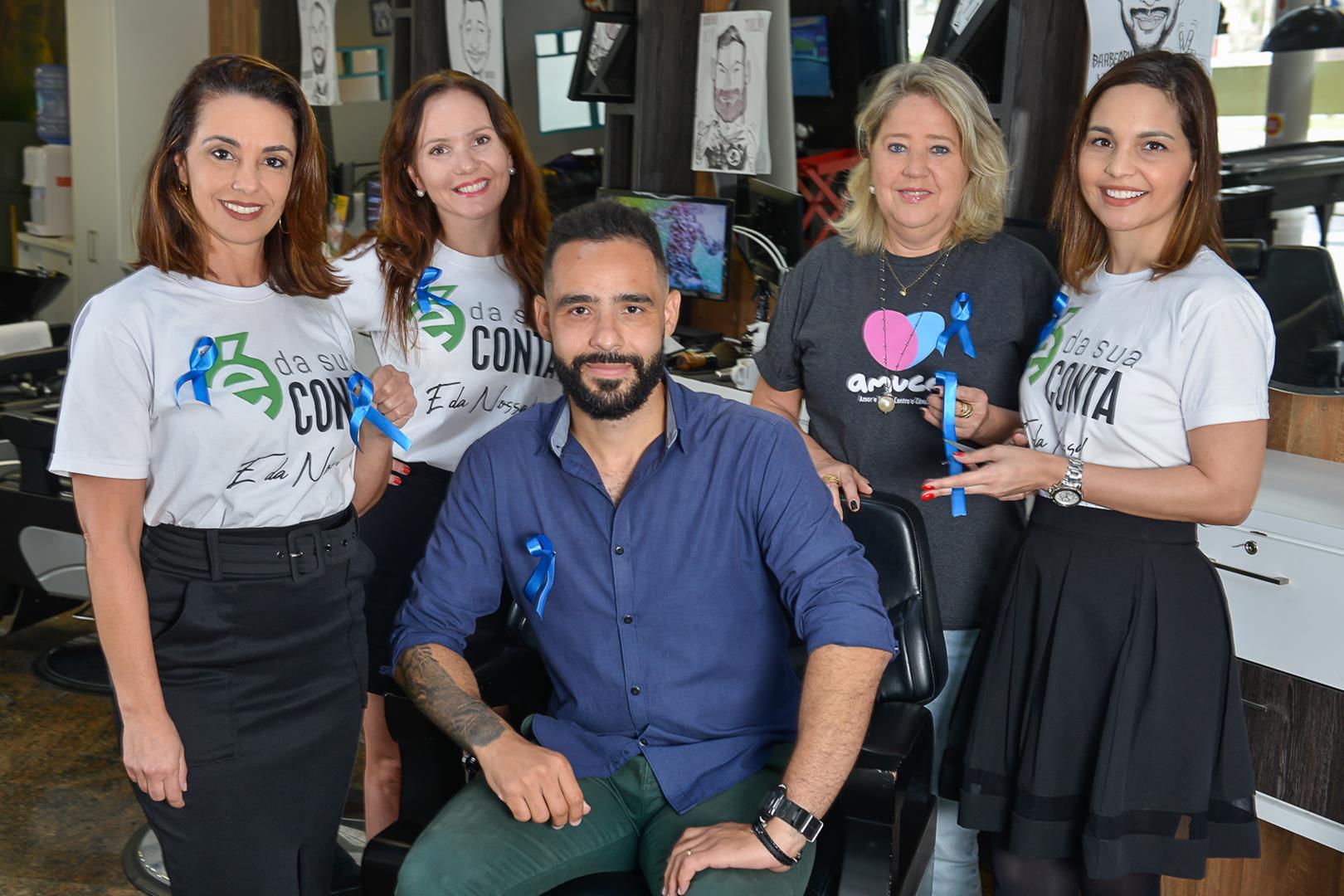 Evento gratuito promove talks sobre saúde física e financeira do homem em Florianópolis