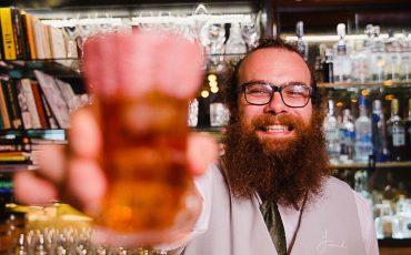 Rafael Domingues estará no 1º Guest Bartender do Franklin Bar – crédito Divulgação