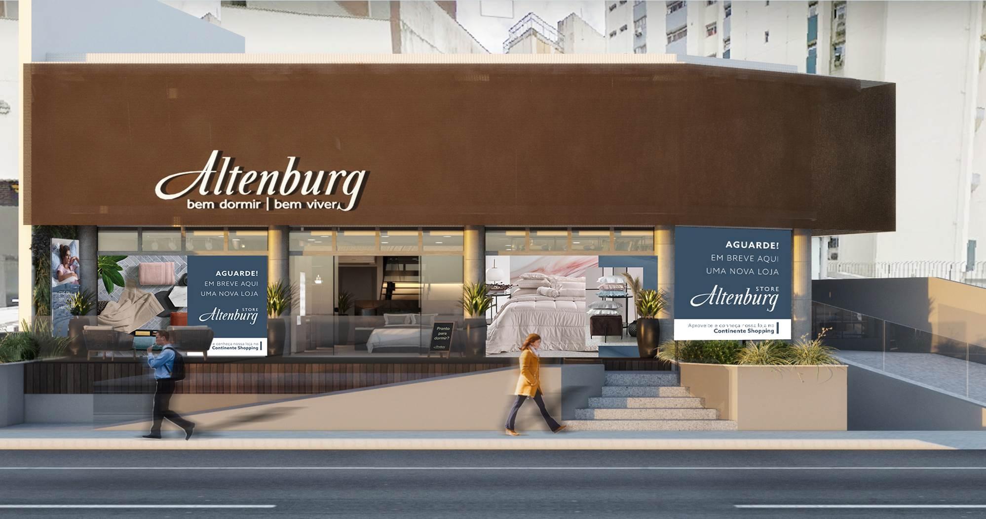 Altenburg inaugura loja conceito em Florianópolis
