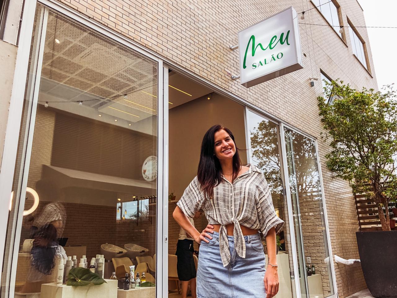 Meu Salão é a nova operação confirmada no MULTI Open Shopping de Florianópolis