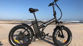 Bicicleta elétrica e dobrável será sorteada em campanha do MULTI Open Shopping – crédito Divulgação