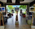 Hall de entrada do MULTI Open Shopping – crédito Mara Freire