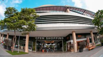 MULTI Open Shopping fica no Rio Tavares, em Florianópolis- crédito José Somensi_Divulgação