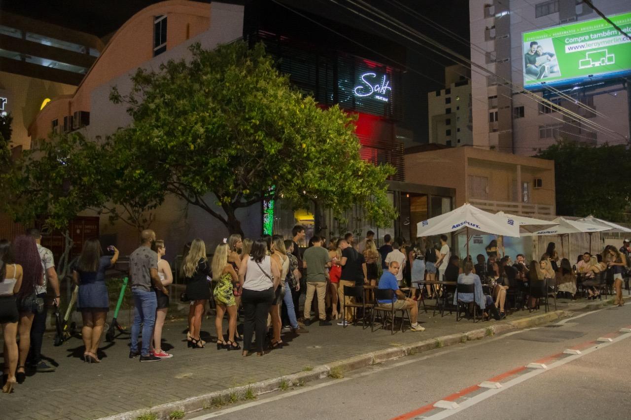 Salt Gastro Club de Florianópolis prepara festa para comemorar 1 ano de abertura