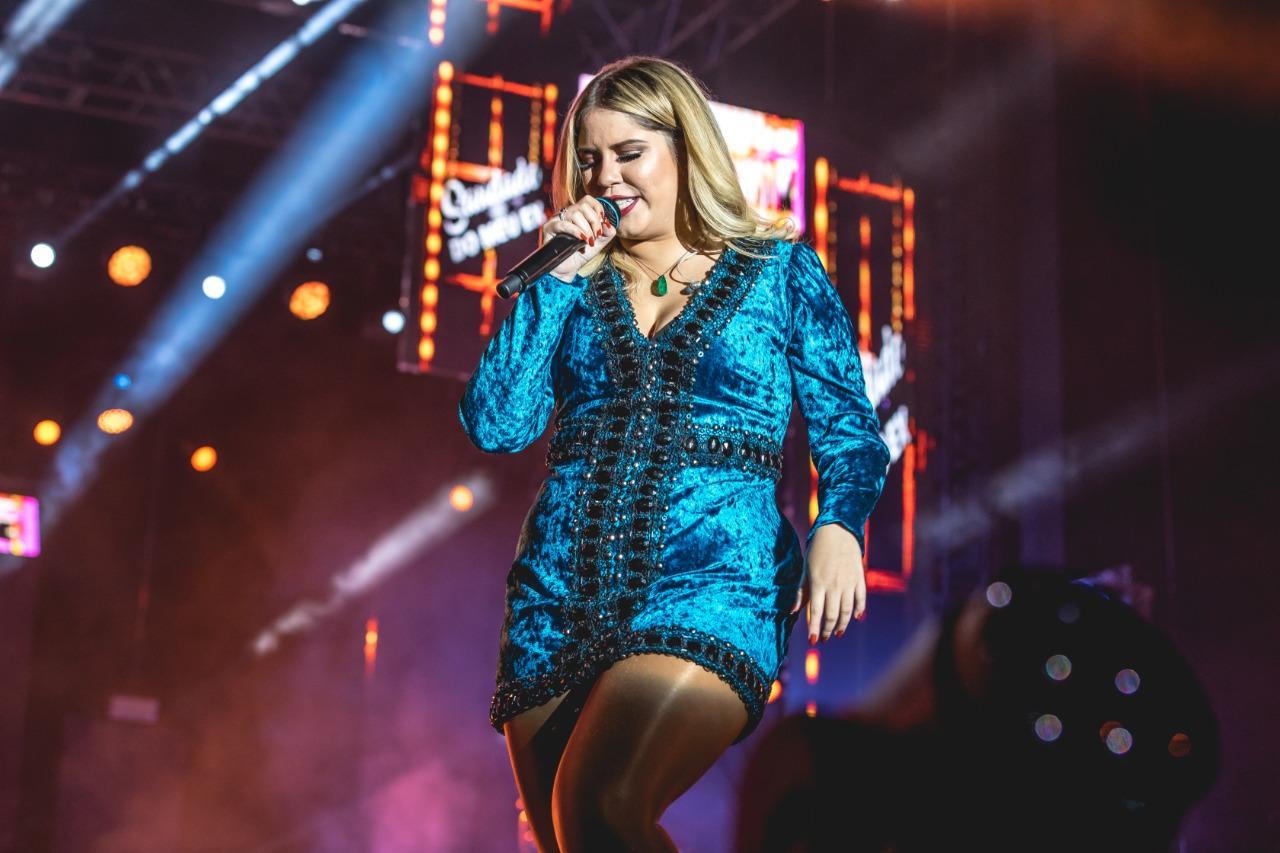 Em março tem Marília Mendonça no Stage Music Park de Florianópolis
