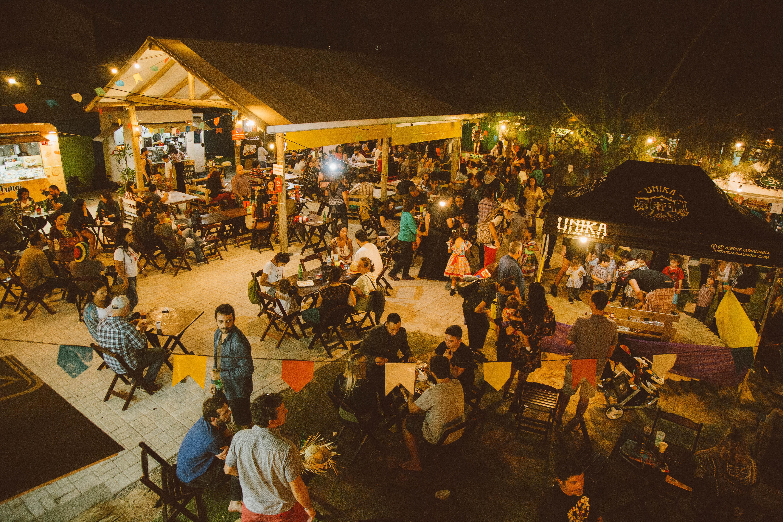É verão no Quintal de Casa: confira a programação da semana no Novo Campeche em Florianópolis