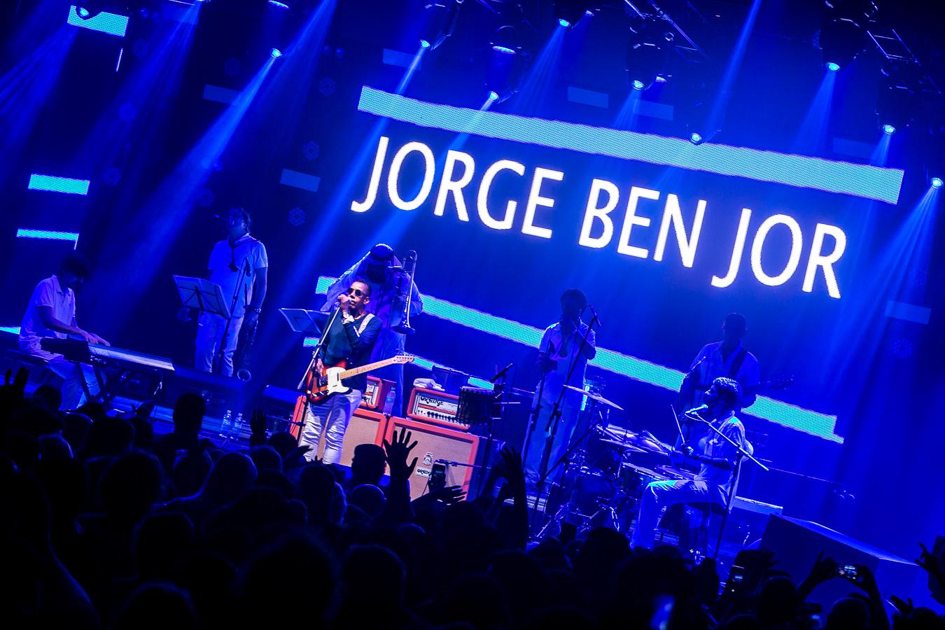 Jorge Ben Jor encerra a agenda de verão do P12 em Florianópolis