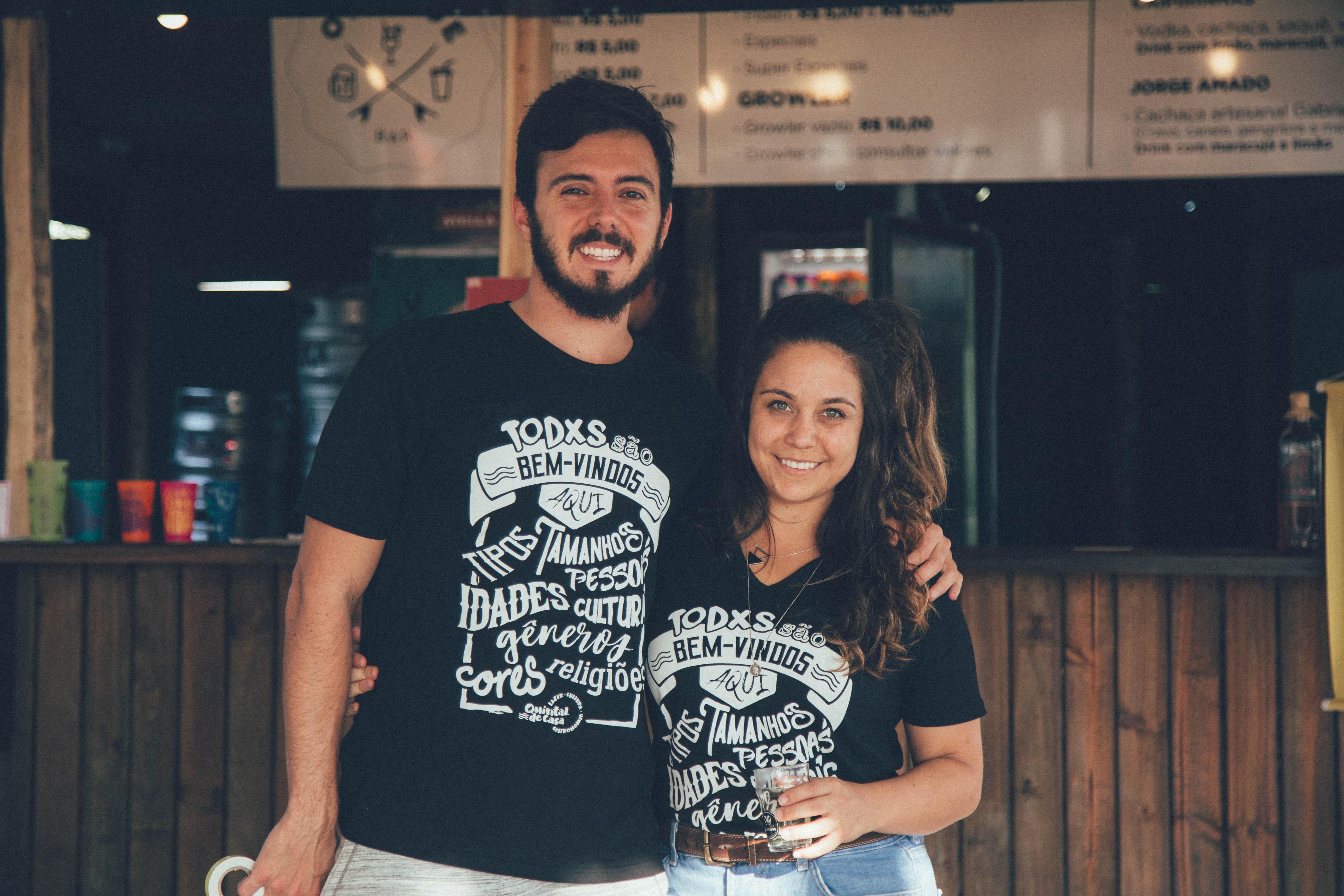 Quintal de Casa de Florianópolis realiza eventos de solidariedade