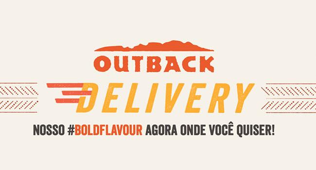 Outback estreia delivery em Santa Catarina e prepara benefícios especiais