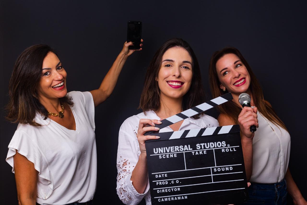 Workshop ensina empreendedores e porta-vozes a fazerem vídeos para redes sociais e entrevistas para TV